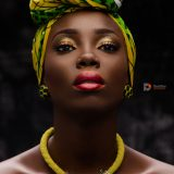 I Am A Strong African Woman