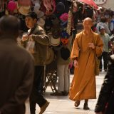 The Passing Monk